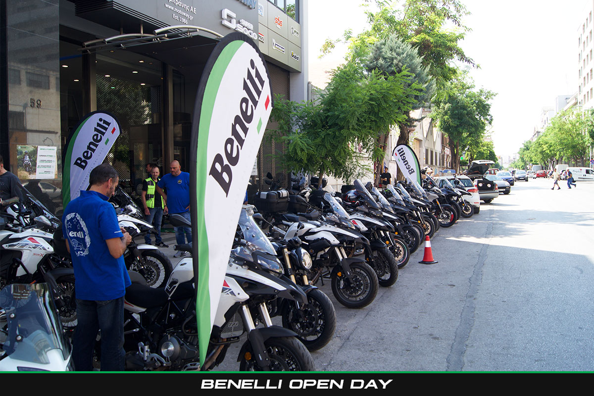 benelli-open-day