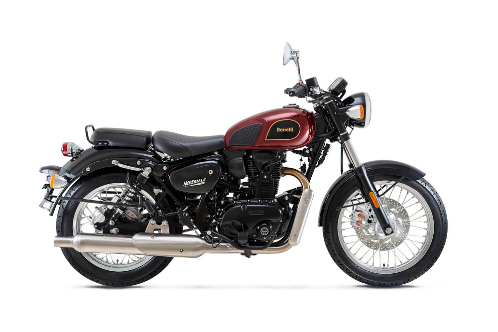 benelli-imperiale-red