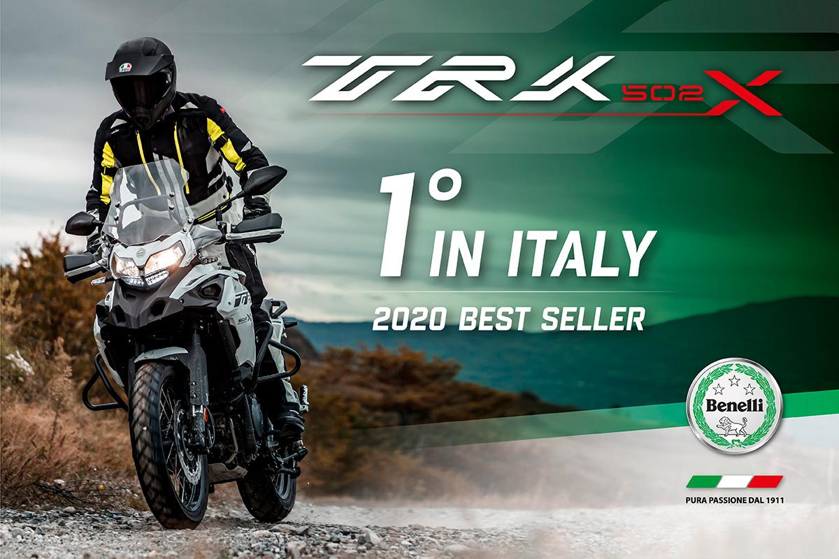 TRK 502 best seller 2020